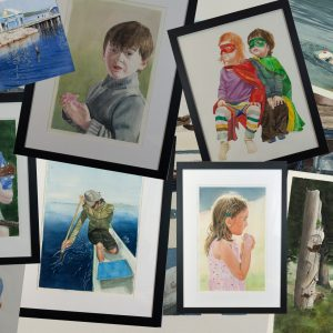 A Passion for Watercolour Painting