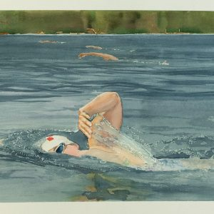 Long Distance Swimmer