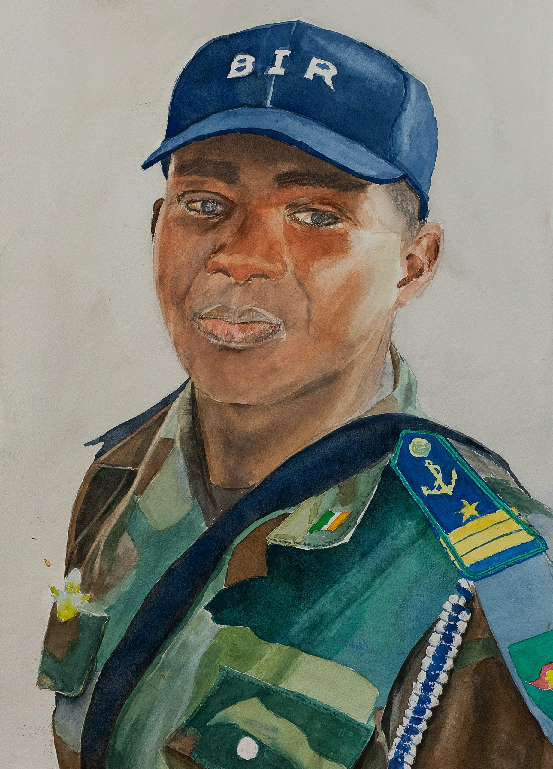 Sgt. Fouda